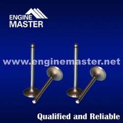 F22 valve intake valve exhaust vave engine 14711POA000 14721POA000 14711-POA-000 14721-POA-000