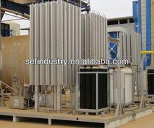Low Pressure Ambient Air Vaporizer for Gas LOX/LAR/LIN/LNG/LPG liquid gas vaporizer
