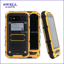 Rugged 3G smartphone A8 Waterproof and Dust-proof level IP67 with competitive price and unique selling point
