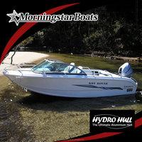17ft aluminum luxury runabout yacht
