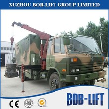 Hydraulic Lightweight Cranes Trucks