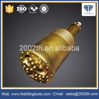 Make the casing follow easy Casing Dia. 114mm System With Ring Bit