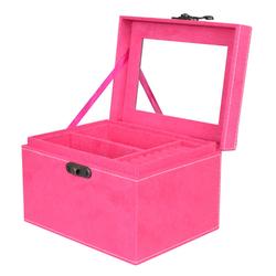 high-end custom velvet jewelry gift boxes packaging wholesale