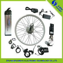Shuangye 48v 1000w electric bike conversion kit with battery 48v20ah