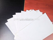 100um matt coated teak synthetic paper for wood furniture contact films