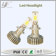 Make in china h4 high power headlight conversion led light auto tuning