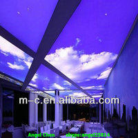 stretch ceilings manufacturing