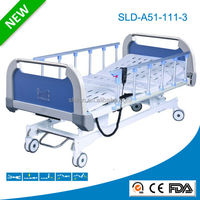 NEW design economical 5 Function Electric hospital bed simple style