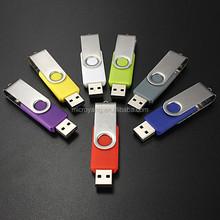 Swivel USB 2.0 Flash Memory Drive Fold Stick Storage Thumb Pen Drive