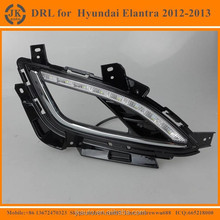 New Arrival Car Special LED Fog Light for Hyundai Elantra LED Daytime Running Light for Hyundai Elantra 2012-2013