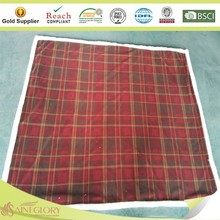polyester sherpa blanket with polar fleece anti pilling fabric