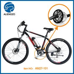 2015 electric bicycle kit 110cc pocket bike, velo electrique sport