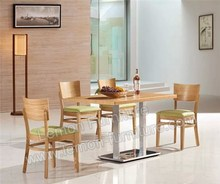 Special hot sale wood restaurant chivalry chair