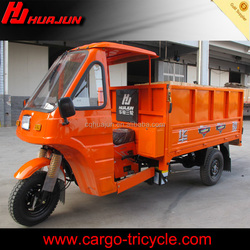Petrol Fuel semi enclosed 3wheel motorcycle Made In China