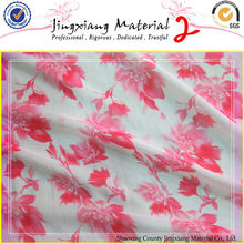 fashion China textile chiffon polyester stock fabric printed chiffon fabric stock