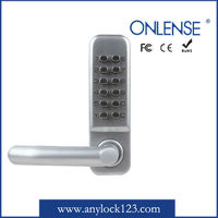 safe combination lock for home, office entry door