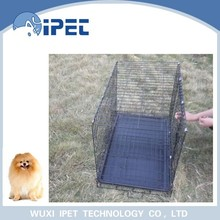 Ipet small metal solid pet crate kennel for dogs