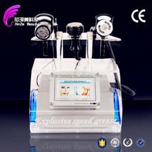 Newest technology 2012 laser+cavitation+vacuum+rf slimming machine