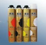 one-component good performance PU Foam Sealant (Straw Type)