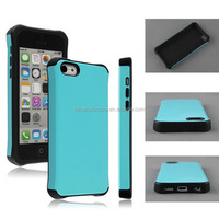 Slim armor series combo case cover for Apple Iphone 5C