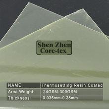 Epoxy resin coating substrate fiberglass cloth