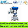 Stainless Steel 316 Pneumatic Control Valve for Gas