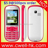 01 donod phone low end cheap mobile phones Dual SIM Card