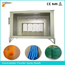 Factory Price Used Powder Spray Booth for Sale