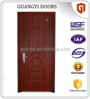 latest design front entrance security stainless steel door