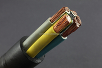 Non flammable pvc insulation cable 35mm2