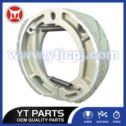 Non-Asbestos JH70 Motorcycle Brake Shoe For Lifan Motorcycle