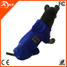 China Supplier Sales Large Dog Rian Coat Waterproof Dog Clothes Pet Coat for Wet Weather