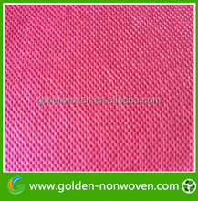 Diamond embossed spunbond non woven fabric