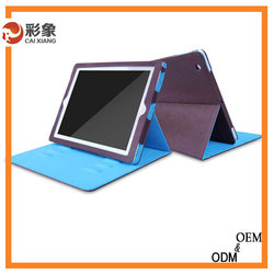 2015 Trade assurance newest leather phone case For Pu Leather Ipad Case