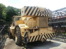 80 ton Used rough terrain wheel mobile crane Grove rt980