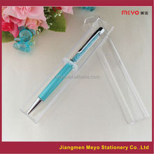2015 Novelty Business Gift Metal Crystal Digital Touch Pen for Capacitive Touch Screen
