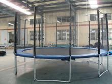 16' Round Trampoline & Enclosure