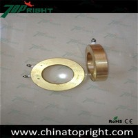 High power density casting brass electric resistance band heater