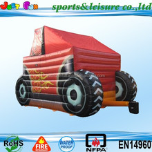truck inflatable bouncers for sale, used moonwalks for sale,hot sale truck bouncer for kids