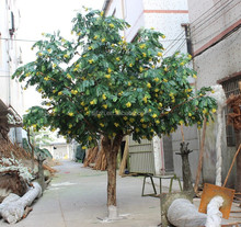 4.5m height 4.5meters width china Artificial flower trees