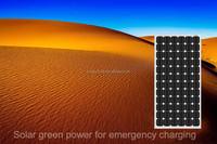 Hot sale !! 150W Mono Solar Panel, Crystalline Silicon Solar Module