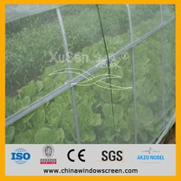 100% fresh material HDPE plastic insect netting greenhouse insect proof netting for agricultural China Supplier