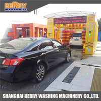 Shang Berry automatic car wash equipment cost,rollover auto car washing machine