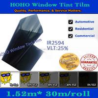 SPF Series 1.52*30mtop quality anti-uv rate 99% static car window tint film car tint window solar film tint film roll
