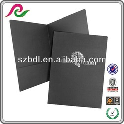 chinese manufacturer legal size fashion handmade paper file folder