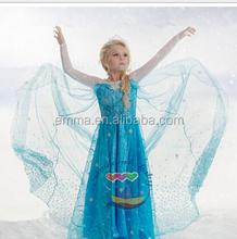 New arrival high quality cinderella girls dresses fashion cinderella costume BC2430