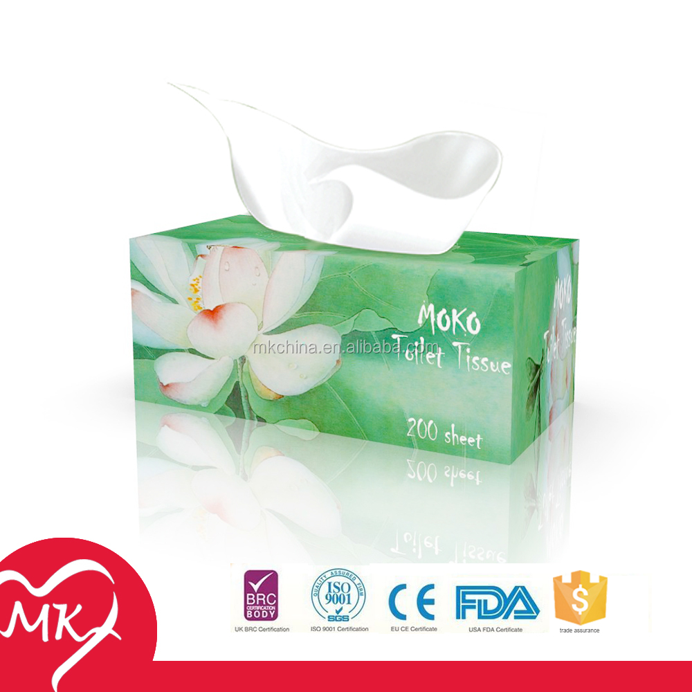 facial tissue wholesale