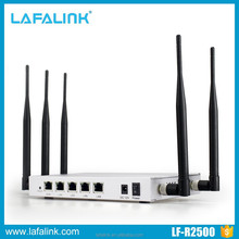 LAFALINK LF-R2500 300Mbps network routers brand wifi High Power with 5 external antenna