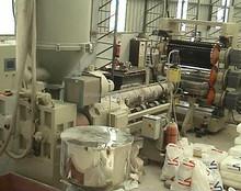 T-liningsheet machine