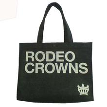 Customized felt shopping tote bag, felt lucky bag